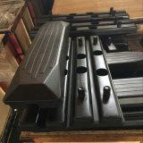 Garnitures en caoutchouc de mini piste d'excavatrice de Hyundai R55-7