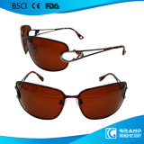 2017 Fashion New Best Gift pour lunettes de soleil Lady Outdoor Metal