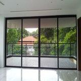 Profilo di alluminio del rivestimento della polvere per il portello di vetro di alluminio