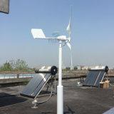 800W 관제사와 변환장치를 가진 정격 600W 바람 선반 발전기 24V 12V 시스템