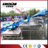 Shizhan Metallschicht-Stadion-Arena-LagerungBleacher
