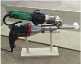 Hoja de plástico automática del punto de soldadura Maquinaria para Soldador