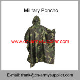 A chuva Raincoat-Militar militar de Ponch0-Military Engrenagem-Camufla ternos Poncho-Militares da chuva