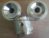CNC алюминия OEM точности изготовленный на заказ подвергал анодированные части механической обработке