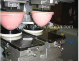 Impresora manual usada de la pista de Tampo