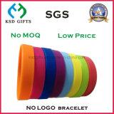 Migliore Wristband di vendita di sport del silicone della stampa di segmento