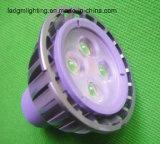 高い明るさMR11/MR16/GU10/Gu5.3 LEDの点ライト12V/24V 6W8w10W LED点ライト