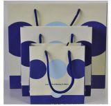 Выполненные на заказ выдвиженческие дешевые малые хозяйственные сумки бумаги Brown Kraft