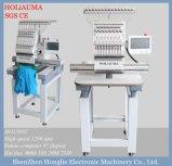 Machine van het Borduurwerk van de Computer van Holiauma de Enige Hoofd voor 3D T-shirt Vlakke Embrodiery van GLB