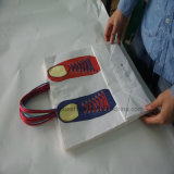 Foldable 공장 가격을%s 가진 쇼핑 종이 봉지를 주문 설계하십시오