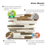 建築材料の外部のBacksplashのタイルはモザイクステンドグラスを継ぎ合わせる