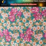Poliester Taffeta Printing & PA Revestimento para Down Jacket no Japão