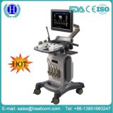 医療機器の完全なデジタルトロリーカラードップラー超音波のスキャンナー(Huc-800)