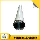 Pompa per calcestruzzo di Zoomlion che trasporta cilindro