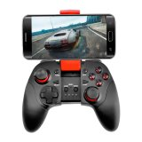 Hete Verkoop Bluetooth Gamepad met het Type van Bedieningshendel van de Klem voor Androïde/Ios Smartphone