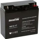 bateria 12V17ah acidificada ao chumbo para o bulbo 20W solar