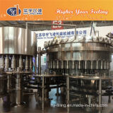 Máquina de preenchimento de água rotativa Monobloco 3 em 1