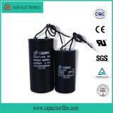 Cbb60 Wechselstrommotor-Kondensator für Wasser-Pumpe verwendete