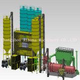 Linha de produção misturada seca ordinária Containerized automática do almofariz