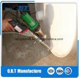 Сварочный аппарат штрангпресса руки сплавливания приклада HDPE пятна пластичный