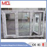 Het Openslaand raam van pvc