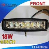 18W LED Arbeits-Licht-Lampen-Scheinwerfer 4WD ATV
