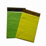 دكّان لون اللون الأخضر مبلمرة مراسلة حقيبة