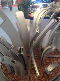 6061 6063 6000 serie dell'alluminio profilano i profili di alluminio della lega di alluminio di profili dell'espulsione