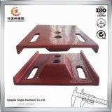 自動車部品の炭素鋼水ガラスの鋳造によって形成される鋳造