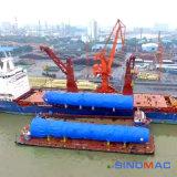 3000X6000mm 탄소 섬유 치료를 위한 전기 난방 오토클레이브 (SN-CGF3060)