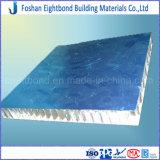 Comitato di alluminio del favo di Sanwich di colore primario per la parete divisoria
