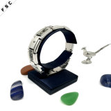 Ausgezeichnetes Qualitätsgroßverkaufzircon-Diamant-Tarnung-Muster-Armband für Unisex