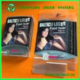 Empaquetage en plastique de pp en forme de boîte et empaquetage matériel de Plastik d'impression de Plastik