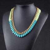 Tassel акриловой смолы способа богемский отбортовывает ювелирные изделия ожерелья чокеровщика