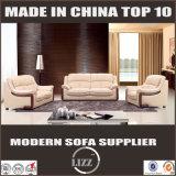 Sofà di cuoio della mobilia 321 moderni del salone