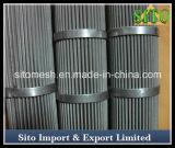 De Filter van de Patroon van het Netwerk van de Draad van het roestvrij staal/de Zeef van het Netwerk van de Draad