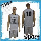 El profesional crea el uniforme de los deportes para requisitos particulares del baloncesto de la juventud (BK009)