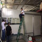 Cámara fría modular prefabricada del panel de emparedado de la PU