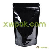 sacchetto della carta kraft Del pacchetto di 6oz Doy con la guarnizione superiore della chiusura lampo