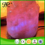 Ampoules de lampe de sel de forme de Natual avec l'USB