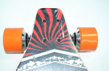 Planche à roulettes électrique de vente chaude de diverse de couleurs roue à la mode d'unité centrale
