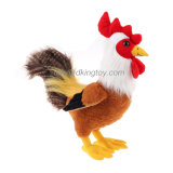 [إمولأيشنل] قطيفة حيوان يحشى دجاجة لعبة