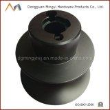 Точность оборудует алюминий Die-Casting для куря частей при обработка черный анодировать сделанная в Китае