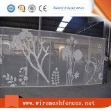 Dekoratives dekoratives Aluminium-perforiertes Metallpanel