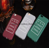 Новое горячее iPhone 6/6s7/7plus аргументы за мобильного телефона/сотового телефона личности надувательства