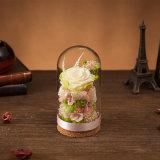 발렌타인 데이 동안 100% Handmade 자연적인 꽃