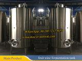 1000L tanque fermentador vino blanco