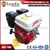 安い価格Gx160 5.5HPの空気はホンダのタイプガソリンかガソリンエンジンのために冷却した
