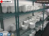 Поставщик стеллажа для просушки тарелки Epoxy Coated зеленого стального трактира промышленный