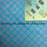 ткань полиэфира 75D*150d TPU Coated для напольных курток/мешков